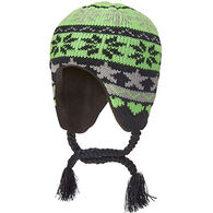 Screamer Boys' & Girls' Let It Snow Hat