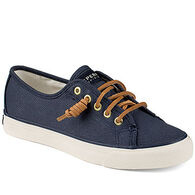 Sperry Women's Seacoast Canvas Solid Sneaker