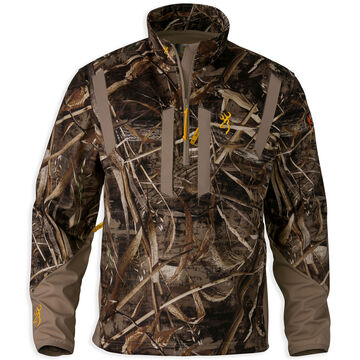 Browning Mens Wicked Wing Soft Shell Pullover