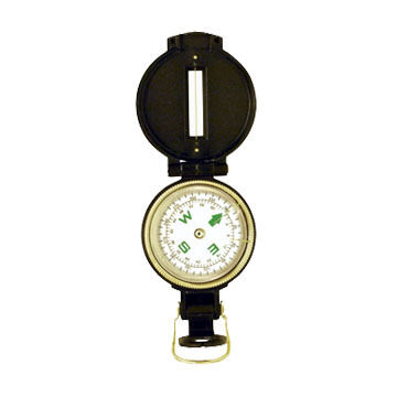 Outdoor Products Lensatic Compass