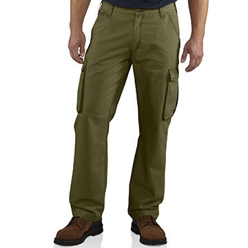 Carhartt Mens Rugged Cargo Pant Relaxed-Fit Pant