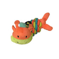 Chomper Mini Safari Twisties Dog Toy