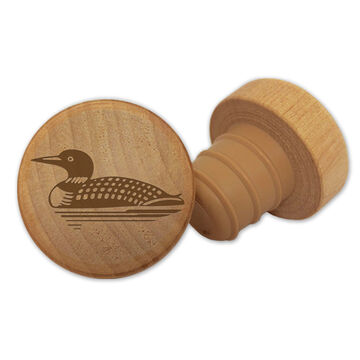 Tangico Wine Stopper - Loon
