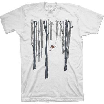 Ski The East Mens Paradise Short-Sleeve T-Shirt