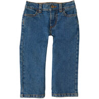 Carhartt Infant Girl's Denim 5-Pocket Pant