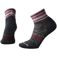 SmartWool Women's PhD Outdoor Ultra Light Pattern Mini Sock
