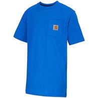 Carhartt Boys' Pocket Short-Sleeve T-Shirt