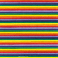 Springs Creative/Carolina Women's Freedom Rainbow Novelty Bandana