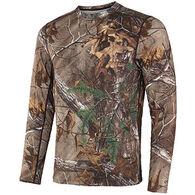Terramar Men's Avenger Performance Long-Sleeve T-Shirt