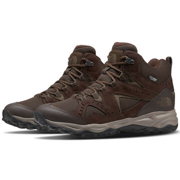 The North Face Mens Trail Edge Mid WP Hiking Boot