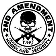 Sticker Cabana 2nd Amendment Sticker