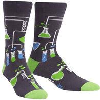 Sock It To Me Men's Laboratory Crew Sock