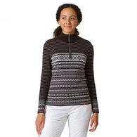 Krimson Klover Women's Torrey Quarter-Zip Sweater