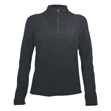 Hot Chillys Women's La Montana Yoked Zip Shirt