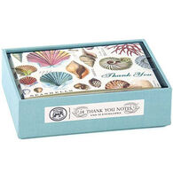 Michel Design Works Shells Thank You Notes