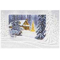 Pumpernickel Press Cabin In The Woods Deluxe Boxed Greeting Cards
