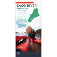 AMC Saco River Map & Guide