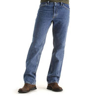 Lee Jeans Men's Big & Tall Regular Fit Straight Leg Stonewashed Jean