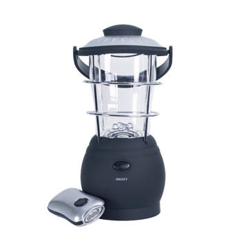 Nebo Wind Up Lantern & Flashlight Combo