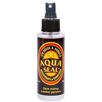 Aquaseal Suede & Nubuck Waterproof & Conditioning Spray, 4 oz.
