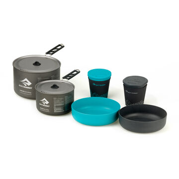 Sea to Summit Alpha 2 Cook Set 2.2 Mess Kit