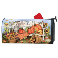 MailWraps Loving Fall Magnetic Mailbox Cover