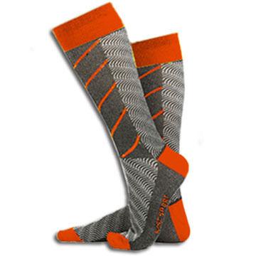 WSI Mens Heatr Ski Sock