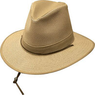 Henschel Men's Aussie Crushable Mesh Breezer Hat
