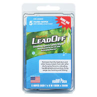 Hygenall Range Bag Series LeadOff Shooting Sports Safety Wipe - 5-25 Pk.