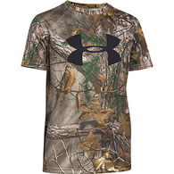 Under Armour Boy's Camo Graphic Short-Sleeve T-Shirt