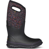Bogs Women's Classic Tall Twinkle Insulated Boot