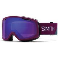 Smith Women's Riot Snow Goggle w/ Bonus Lens
