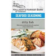 Halladay's Harvest Barn Dilly Herb Fish Seasoning