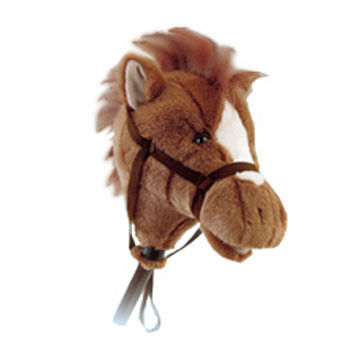 Mary Meyer Easy Ride 'Um Brown Stick Horse