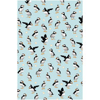 Samuel Lamont and Sons Puffins Tea Towel