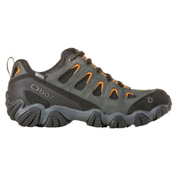 Oboz Mens Sawtooth II Low Waterproof Hiking Shoe