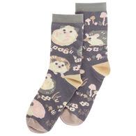 Karma Women's Hedgehog Crew Sock