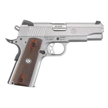 Ruger SR1911 45 Auto 4.25 10-Round Pistol