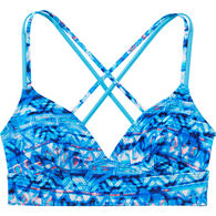 TYR Sport Women's Brooke Sundrata Bralette Performance Swim Top