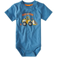 Carhartt Infant/Toddler Hard At Work Bodyshirt