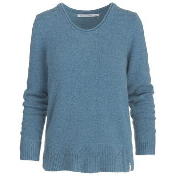 Woolrich Womens Maple Way Crew Sweater