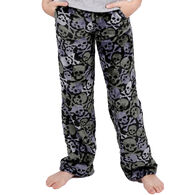 Souverign Athletic Boy's Skull Pajama Pant
