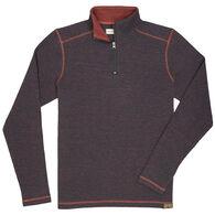 Dakota Grizzly Men's Dermont Double Knit Long-Sleeve Shirt