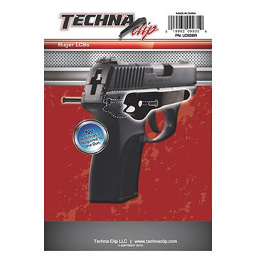 Techna Clip Ruger LC9S / Pro 9mm Belt Clip - Right Side