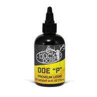 "Buck Bomb Doe ""P"" Natural Whitetail Urine - 4 oz."