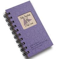 "Journals Unlimited ""Write It Down!"" Mini-Size Prayer Journal"