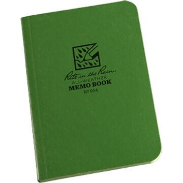 Rite In The Rain Memo Book Field Flex Notebook