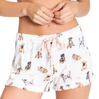 P.J. Salvage Women's Dog PJ Short