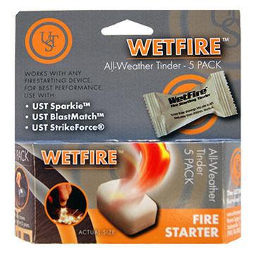 UST WetFire Tinder - 5 Pk.