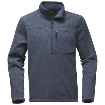 The North Face Mens Gordon Lyons 1/4-Zip Fleece Pullover